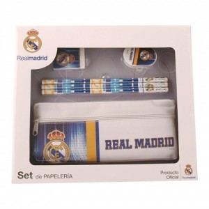 Set escolar Real Madrid