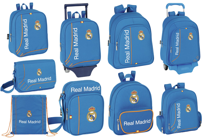 MOCHILAS REAL MADRID VIVA EL COLE 2