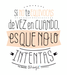 Mr wonderful en viva el cole viva el cole for Frases de mister wonderful