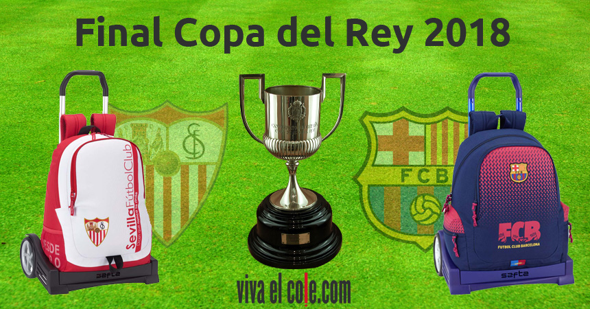 Final Copa del Rey Sevilla vs fc. Barcelona
