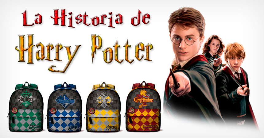 Historia Harry Potter