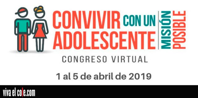 "Congreso Virtual ""Convivir con un Adolescente: Misión Posible"
