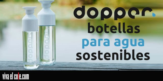 Botellas agua Dopper