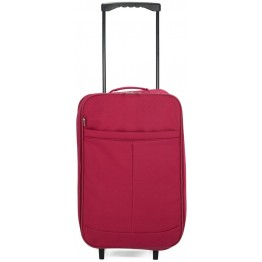 Trolley de Cabina Plegable Rojo