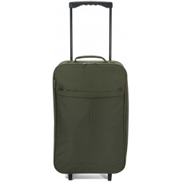Trolley de Cabina Plegable Verde