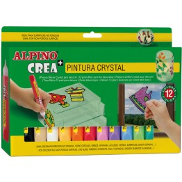 Pintura Alpino Crea Crystal Paint