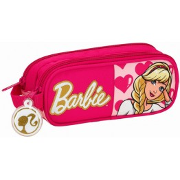 Estuche Barbie Doble