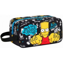 Zapatillero Bart Simpson Mediano
