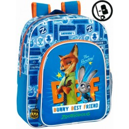 Mochila Adaptable Zootropolis Junior
