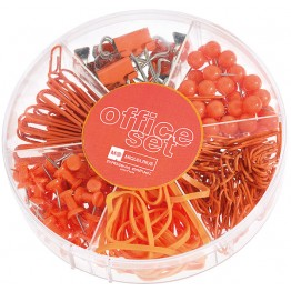 Office Set Candy Colours Tangerina