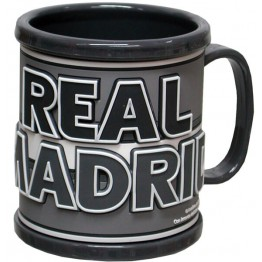 Taza de Rubber 3D Real Madrid