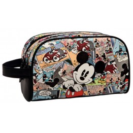 Neceser Mickey Mouse Comic Adaptable