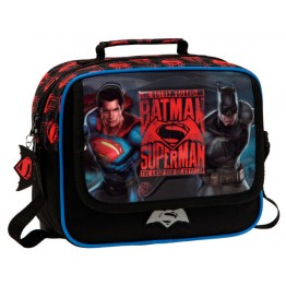 Neceser Bandolera Superman & Batman Adaptable