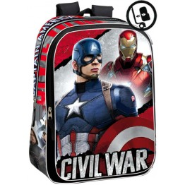 Mochila Adaptable Capitán América Civil War