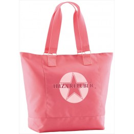 Bolso Shopping  Ibiza Republic Coral
