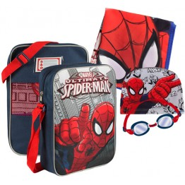 Neceser de Piscina Spiderman