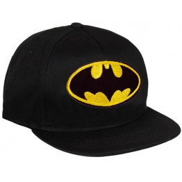 Gorra Batman Premium Bordada