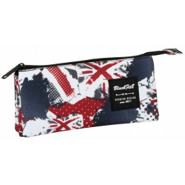 Estuche Blackfit8 Flags Triple