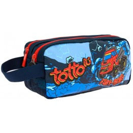 Estuche Totto Fury Road Doble