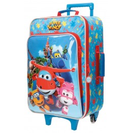 Trolley de Cabina Infantil Super Wings