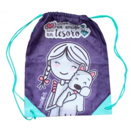 Saco Mochila Love & Child Lúa