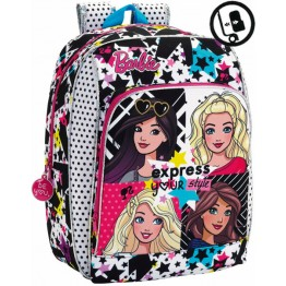 Mochila Barbie Adaptable