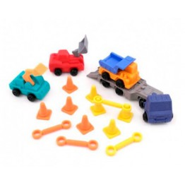 Set de Mini Gomas de Borrar Puzzle Trailer