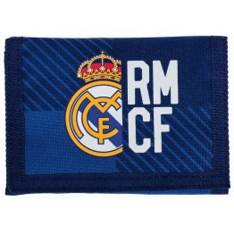 Billetera Real Madrid Blue