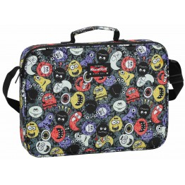 Cartera Extraescolares Blackfit8 Monsters