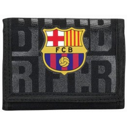 Billetera Barcelona Black