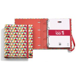 Archivador + Bloc Notebook Olas by MiquelRius