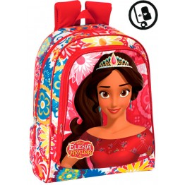 Mochila Elena de Avalor Adaptable