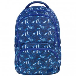 Mochila Doble Milan Waves Portaordenador