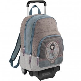 Mochila Anekke Faith Doble con Carro
