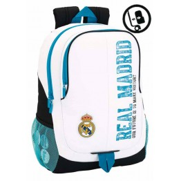 Mochila Real Madrid Adaptable