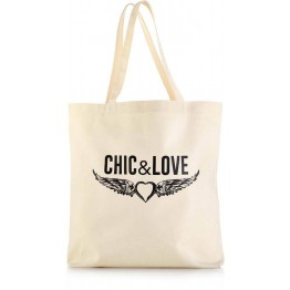 Bolsa Shopping Chic & Love