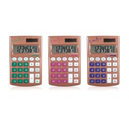 Mini Calculadora Milán Copper Edition