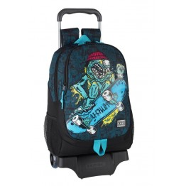 Mochila Tony Hawk Monster con Carro