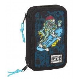 Estuche Tony Hawk Monster Doble 28 Piezas