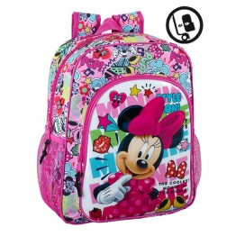 Mochila Adaptable Minnie Junior
