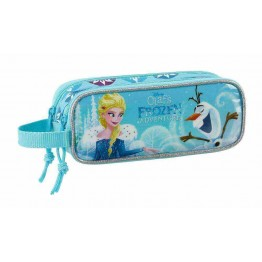Estuche Frozen Adventure Doble