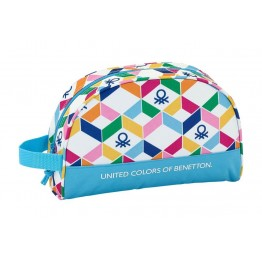 Neceser Adaptable Benetton Geometric