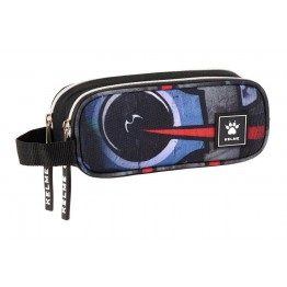 Estuche Kelme Graffiti Doble