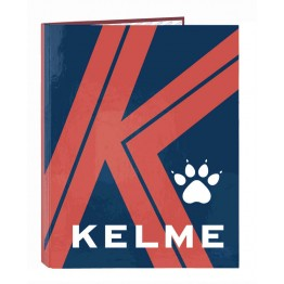 Carpeta Anillas Kelme Mark