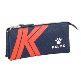 Estuche Kelme Mark Triple