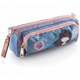 Estuche Anekke Moon Doble