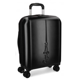 Trolley de Cabina Pepe Jeans Cambridge Black 55 cm