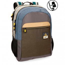 Mochila Doble Adept Camper Adaptable