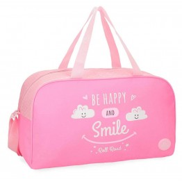 Bolso de Viaje Roll Road Happy Pink