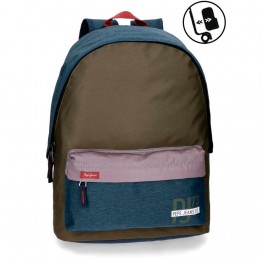 Mochila Pepe Jeans Trade Adaptable